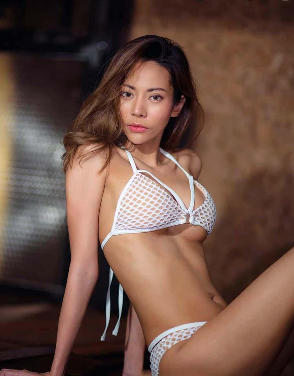 Asia Charm model